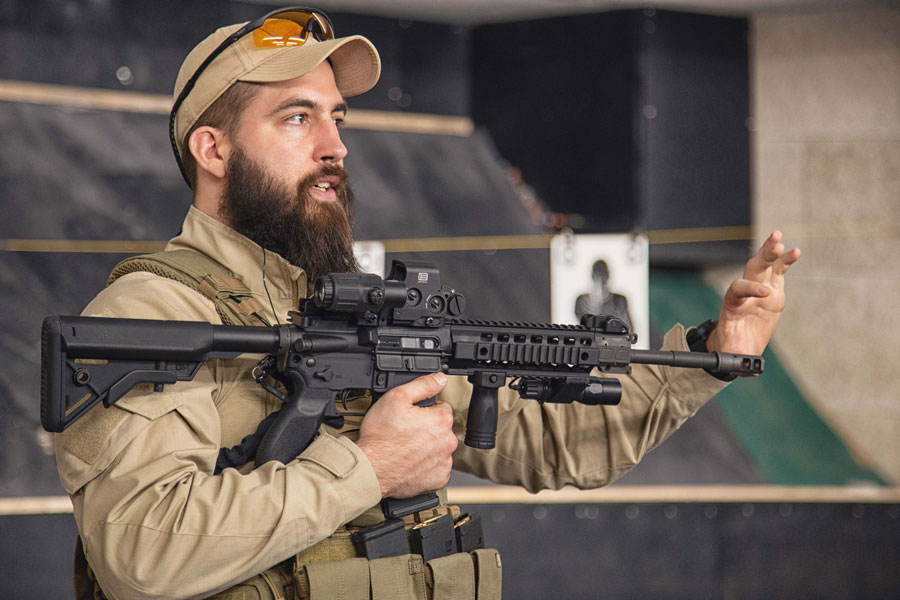 Tactical Shooting | Carbine Basic | SW | Oberentfelden